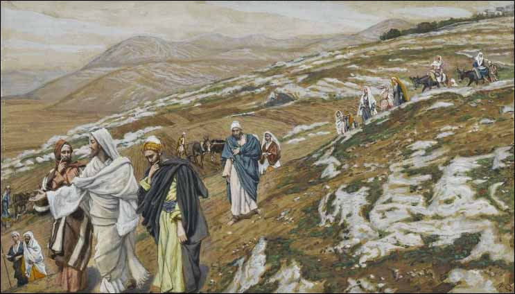 The Gospel of the day: 27th April – Archdiocese of Malta